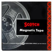 3M Scotch 100 recording tape