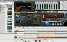 Propellerhead Reason Music Software
