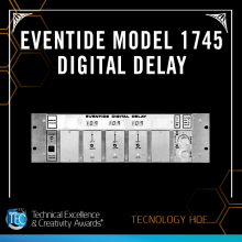 Model 1745 Digital Delay