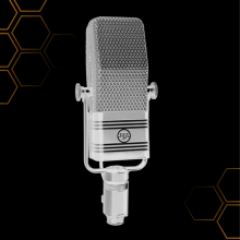 AEA R44-C ribbon microphone