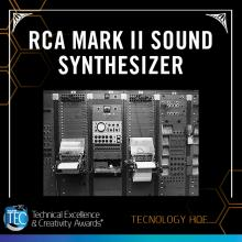 Mark II Sound Synthesizer