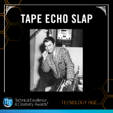 Tape Echo Slap