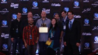 Dave Rowe, Adam Smith, Stephen Miller, Chrissy Aiya, Chris Egert, Tim Stasica, Daniele Carli, Dave Natale of Call of Duty