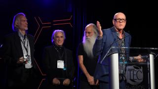 Craig Deorge, Danny Kortchmar, Leland Sklar and Russ Kunkel of The Section