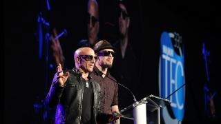 Kenny Aronoff and Salvador Santana